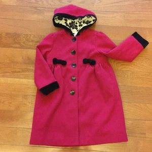 Other - Polly Flinders dress coat.  Size 4T